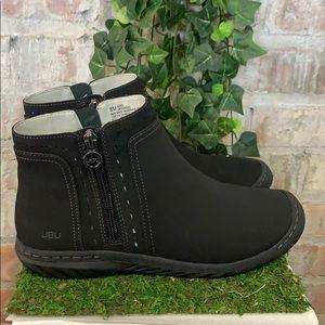 PRE OWNED JBU by Jambu Juno Womens shoe Black